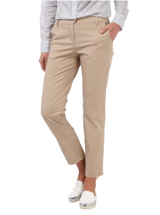 Marc O'Polo Chino mit Stretch-Anteil Beige - 1