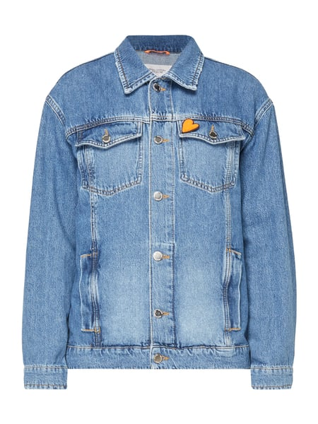 Marc O'Polo Denim Jeansjacke im Used Look Jeans