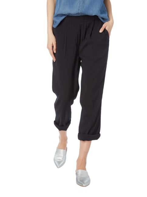 Marc O'Polo Easy Pants aus reiner Viskose Graphit - 1