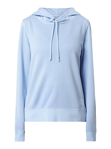 Marc O'Polo Hoodie - Modern Cotton Product Collection Blau - 1