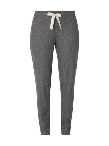 Marc O'Polo Loungehose in Melangeoptik Grau - 1