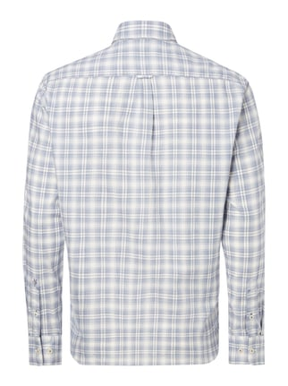 Marc O'Polo Regular Fit Freizeithemd mit Button-Down-Kragen Bleu - 1