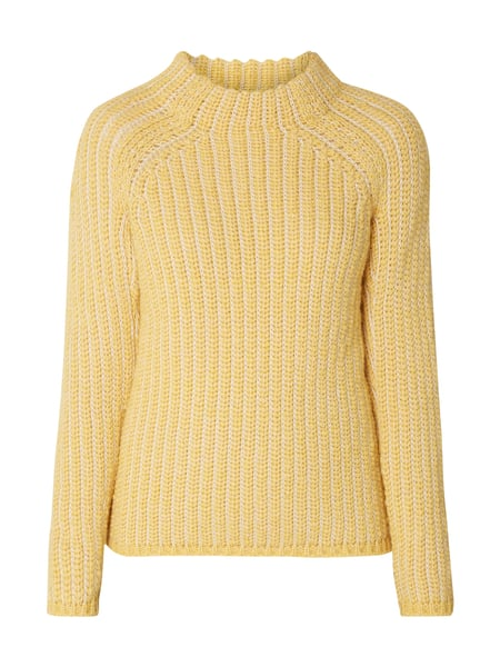 e873585eb677 MARC-O-POLO Pullover aus Grobstrick in Gelb online kaufen (9890800 ...