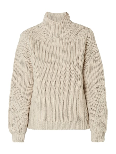 low priced great prices check out Marc O'Polo – Pullover aus Schurwolle – Sand