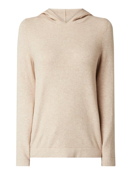 Marc O'Polo Pullover mit Kapuze Beige - 1