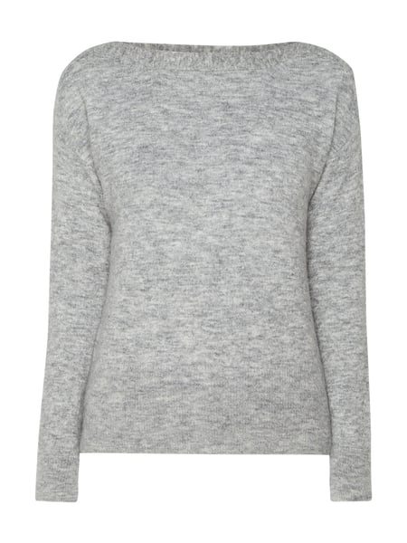 Marc O'Polo Pullover mit Mohair-Anteil Silber - 1