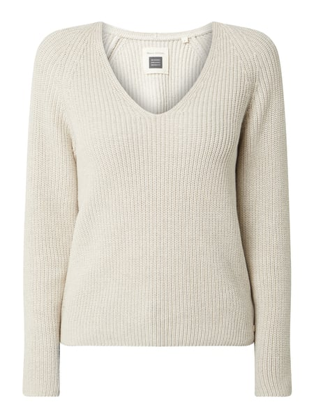 Marc O'Polo Pullover - Modern Organic Product Collection Beige - 1