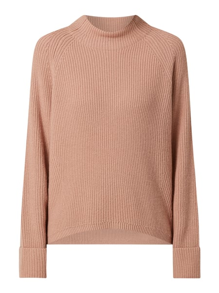 Marc O'Polo Pure Pullover mit Kaschmir-Anteil Rosa - 1