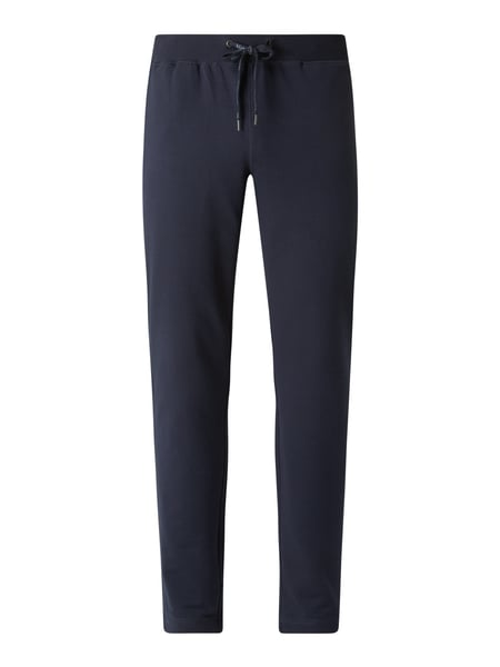 Marc O'Polo Pyjamabroek met stretch Blauw - 1