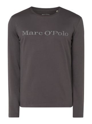 Marc O'Polo Regular Fit Longsleeve aus Organic Cotton