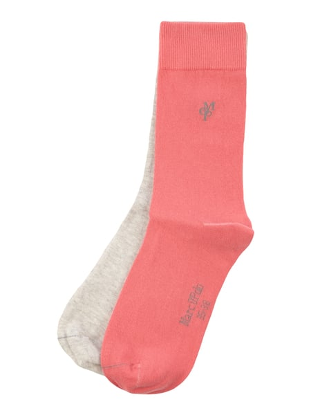 sports shoes 6b45a 611b9 Marc O'Polo – Socken im 2er-Pack – Koralle