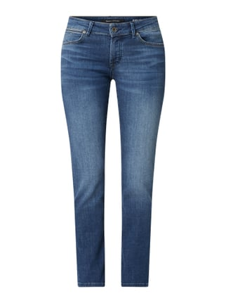 the best attitude 24d69 b1bdd Marc O'Polo Straight Fit Jeans mit Stretch-Anteil