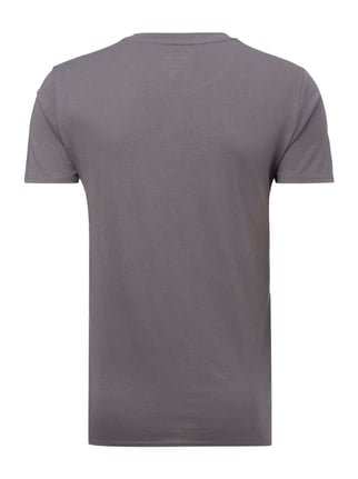 Marc O'Polo T-Shirt mit Logo-Print Anthrazit - 1