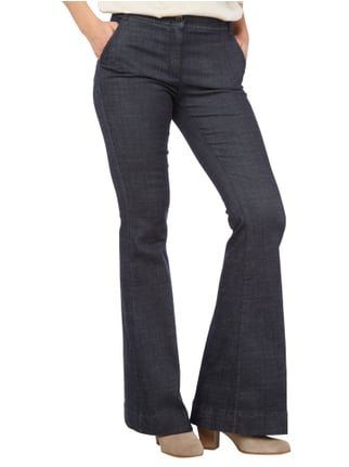 Marc O'Polo Pure Rinsed Washed Flared Cut Jeans Jeans - 1