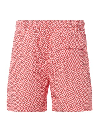 MCNEAL Badeshorts mit Allover-Muster Koralle - 1