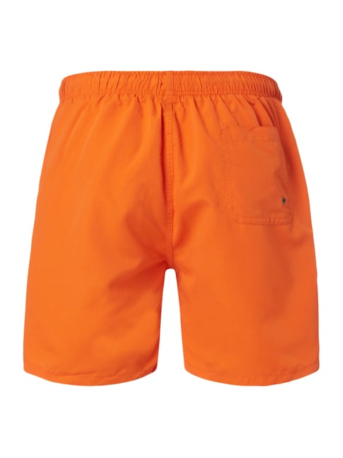 MCNEAL Badeshorts mit Logo-Stickerei Orange - 1