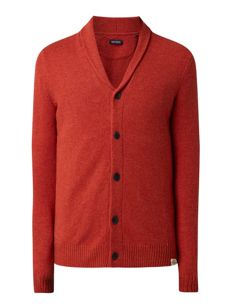 MCNEAL Cardigan aus Wollmischung Rot - 1