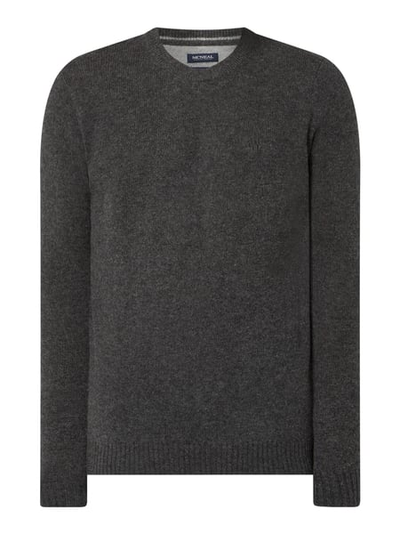 MCNEAL Pullover aus Wolle Modell 'Tanguy' Grau - 1