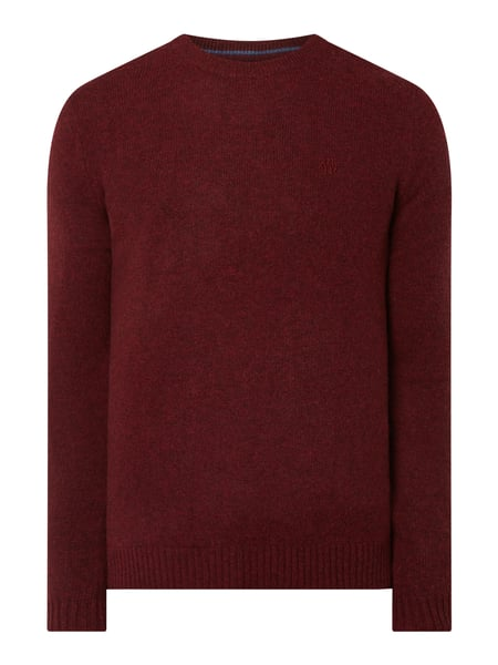 MCNEAL Pullover aus Wolle Modell 'Tanguy' Rot - 1
