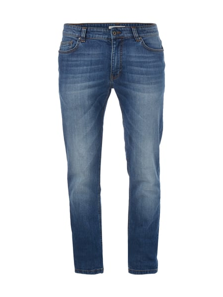 MCNEAL Stone Washed Slim Fit Jeans Jeans