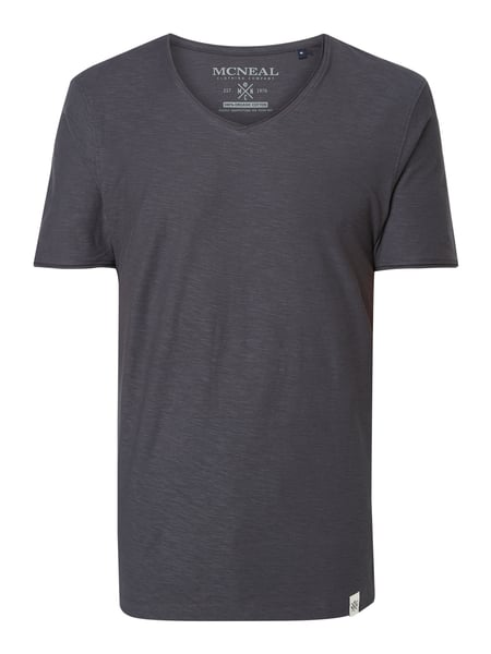 MCNEAL T-Shirt aus Organic Cotton Grau - 1