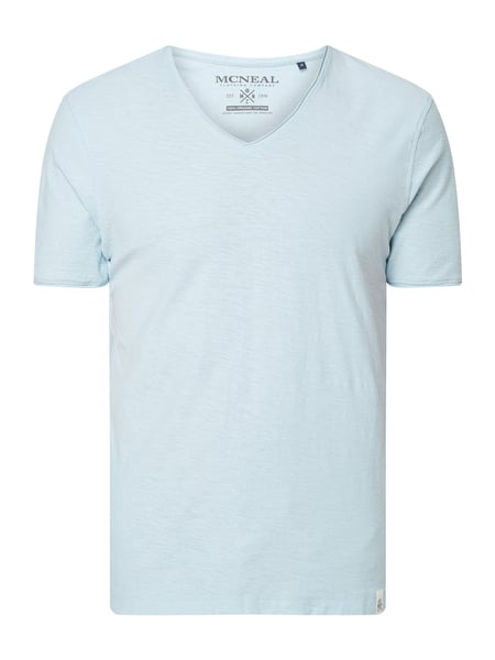 MCNEAL T-Shirt aus Organic Cotton Blau - 1