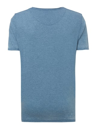 MCNEAL T-Shirt im Washed Out Look Jeans - 1
