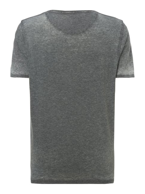 MCNEAL T-Shirt im Washed Out Look Schwarz - 1