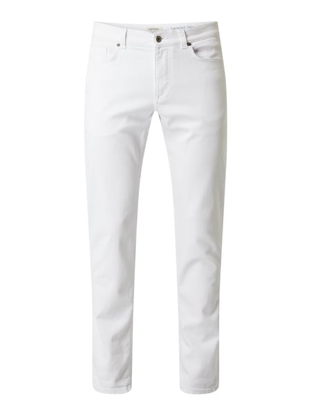 MCNEAL Tapered Fit Jeans mit Stretch-Anteil Modell 'Don' Weiß - 1