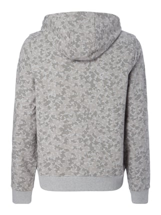 Michael Kors Sweatjacke mit Camouflage-Muster Silber - 1