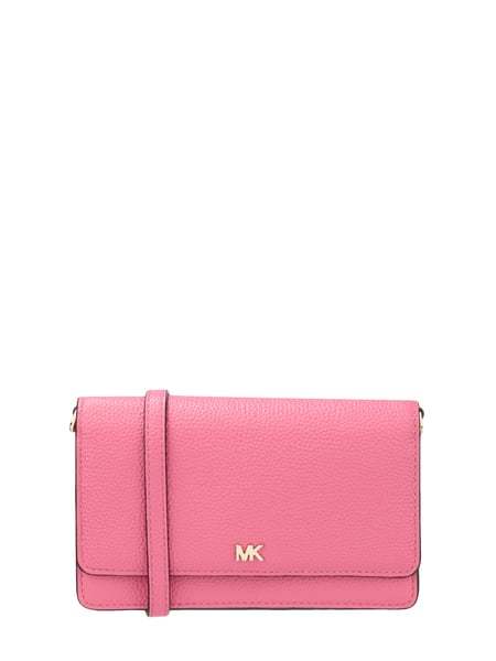 MICHAEL Michael Kors Crossbody Bag mit Logo-Applikation Rosa - 1