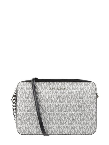MICHAEL Michael Kors Crossbody Bag mit Multimedia-Fach Grau / Schwarz - 1