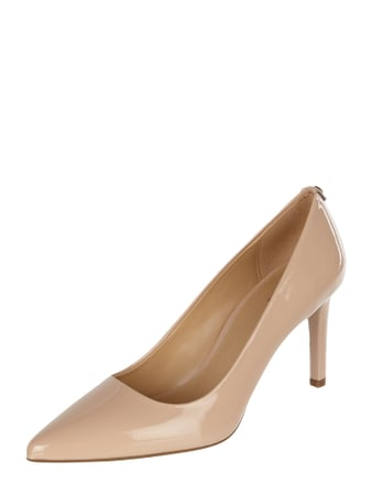 MICHAEL Michael Kors Pumps in Lackoptik Beige - 1