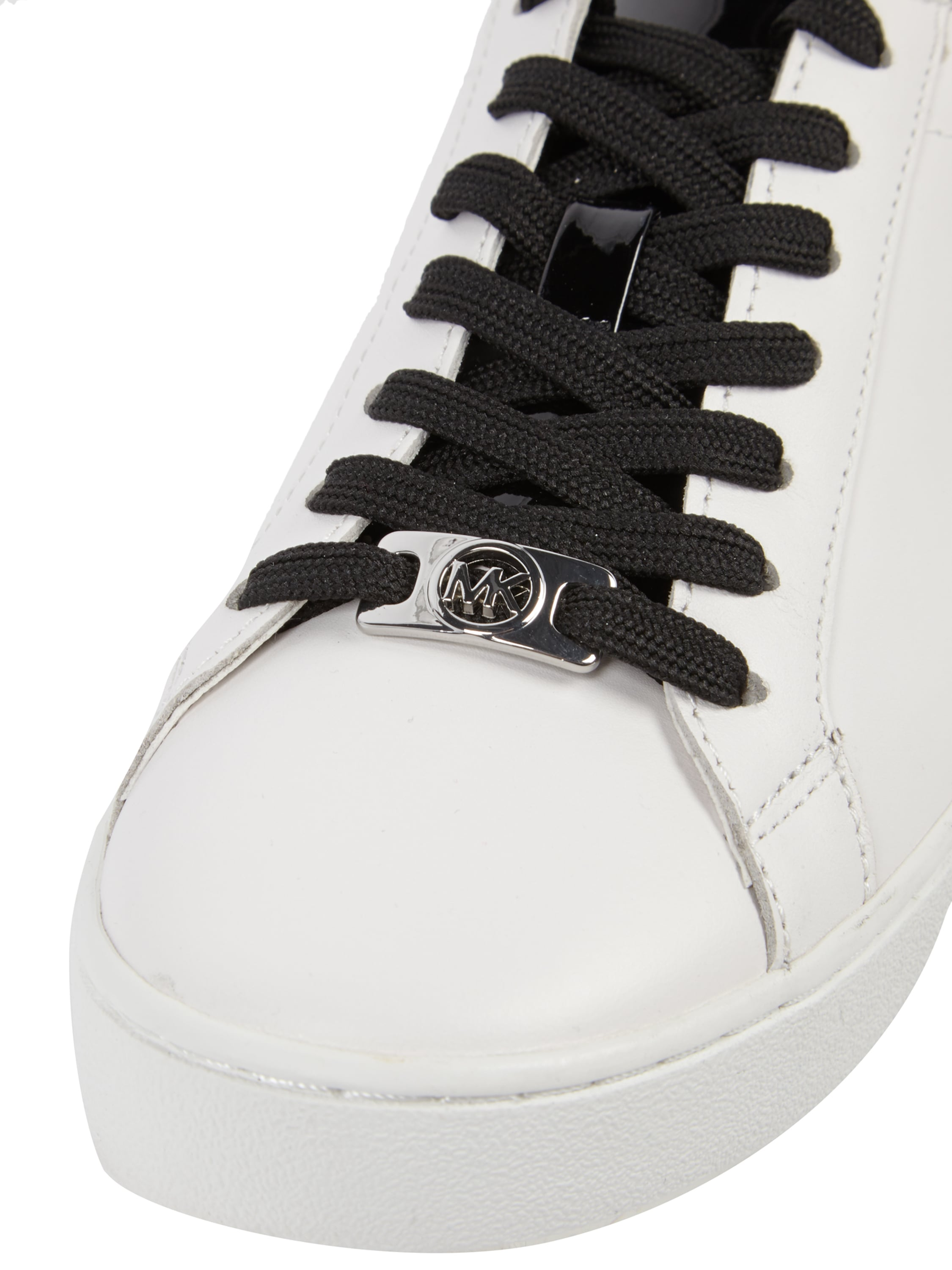 michael kors sneaker weiss file michael kors colby sneaker 43r5cofp2l kalbsleder wei optic. Black Bedroom Furniture Sets. Home Design Ideas