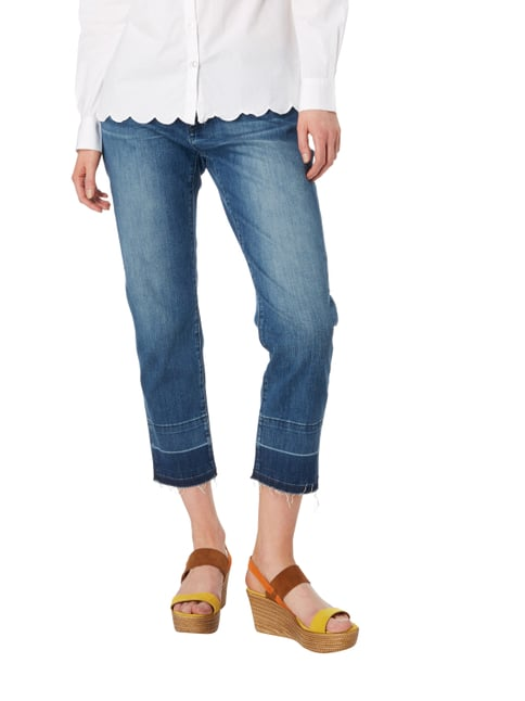 MICHAEL Michael Kors Stone Washed 5-Pocket-Jeans Blau - 1