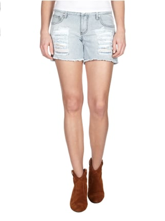Minkpink Jeans Hotpants im Destroyed-Look Jeans - 1