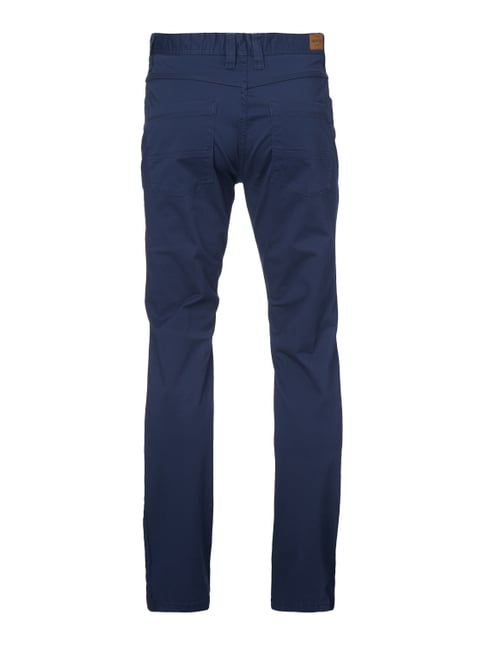 Montego 5-Pocket-Hose mit Stretch-Anteil Blau - 1