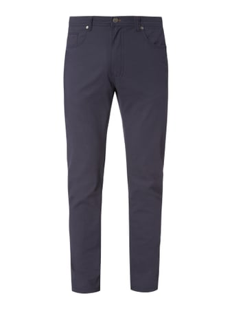 5-Pocket-Hose mit Stretch-Anteil Blau / Türkis - 1