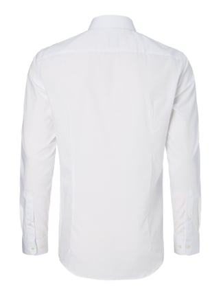 Montego Slim Fit Business-Hemd mit Kentkragen Weiß - 1