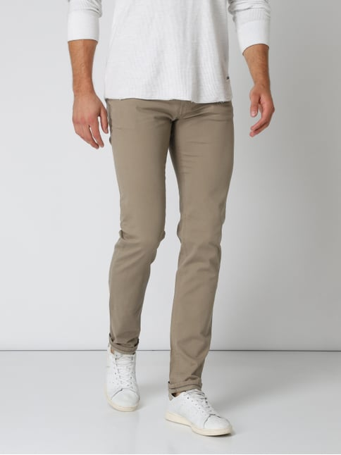 ... Weiß - 1 Montego Straight Fit 5-Pocket-Hose mit Stretch-Anteil Beige - 1 c0772a91f9