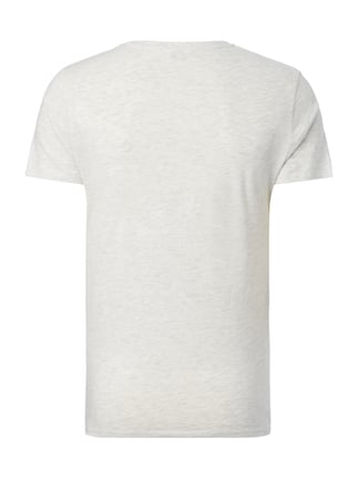MR. F T-Shirt im 2er-Pack Offwhite meliert - 1