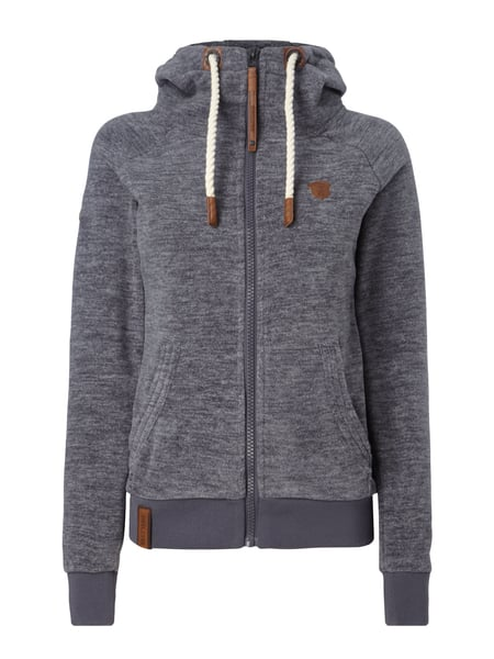 Fleece jacke naketano