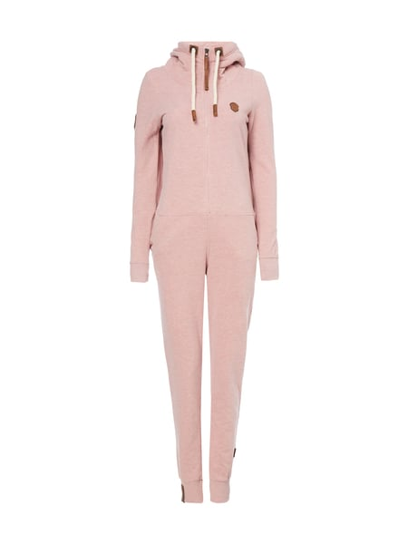 finest selection db2db 41bbe NAKETANO Jumpsuit mit Kapuze in Rosé online kaufen (9701514 ...