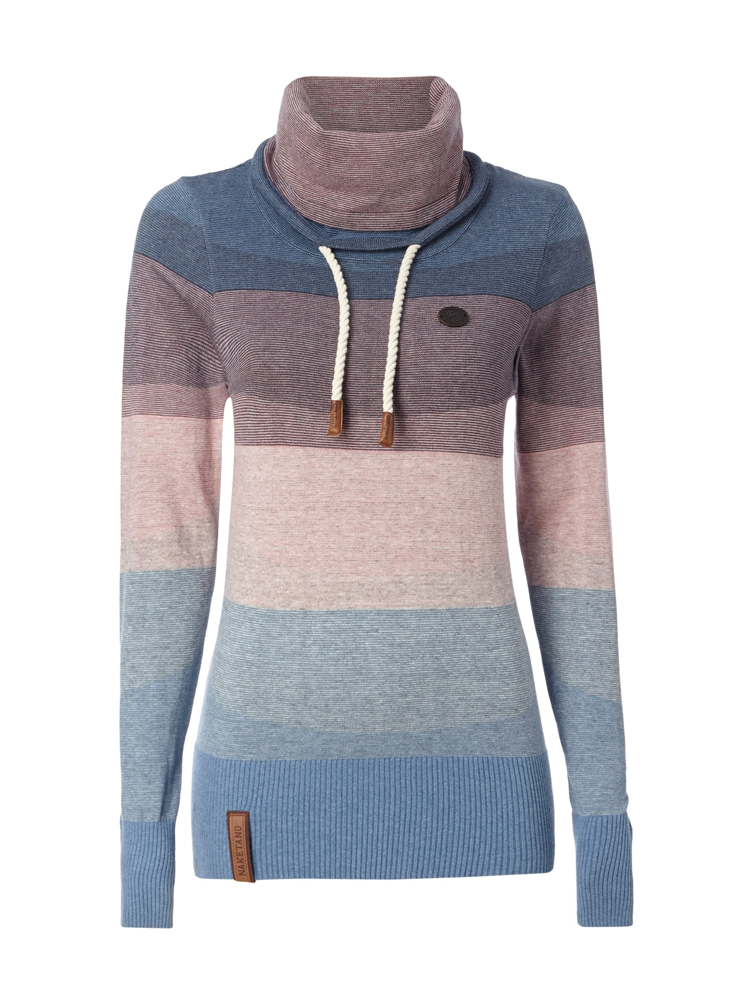 new style a3be9 f4fd5 Pullover 'JOAO SCHMIERAO I' mit Streifenmuster