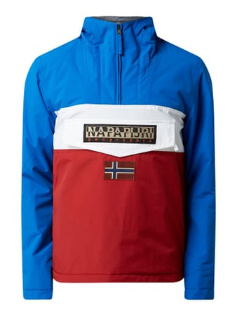NAPAPIJRI CROSS COLL Regular Fit Jacke in Schlupfform Rot - 1