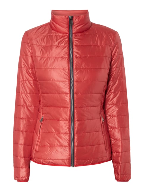 Steppjacke mit Thermore® EVOdown®-Isolierung Rot - 1