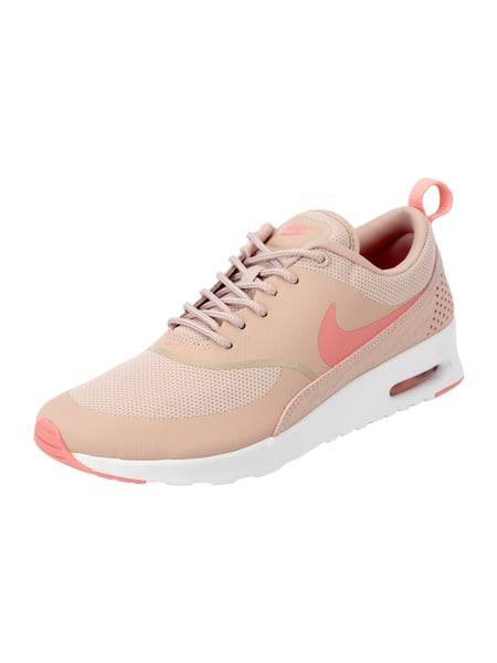 NIKE Airmax Thea Sneaker mit Logo Details in Rosé online