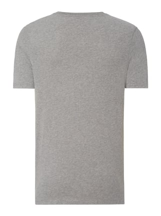 Nike Athletic Cut T-Shirt mit Logo-Print Mittelgrau - 1