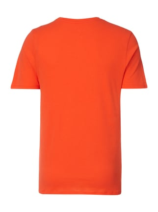 Nike Athletic Cut T-Shirt mit Logo-Print Orange - 1