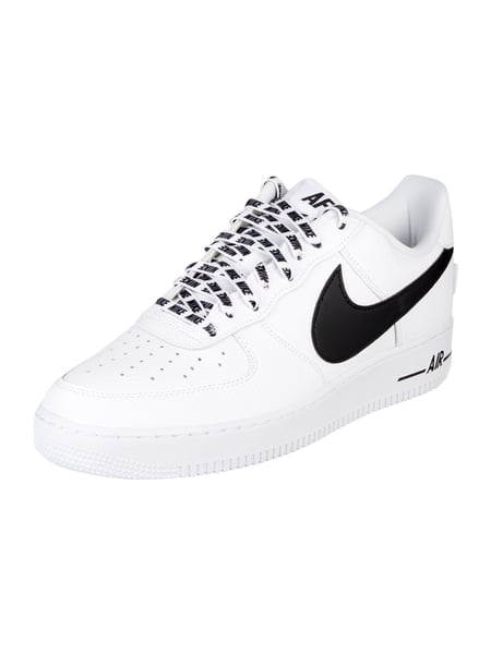 best service b7911 b782f Nike Sneaker  Air Force 1  07 LV8  mit Perforationen Weiß - 1